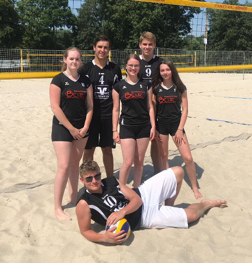 2019 06 28 Quattro Mixed Beachvolleyball Landesentscheid